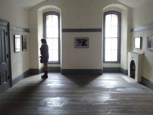 Exhibits at Fort Point