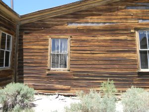House in Bodie