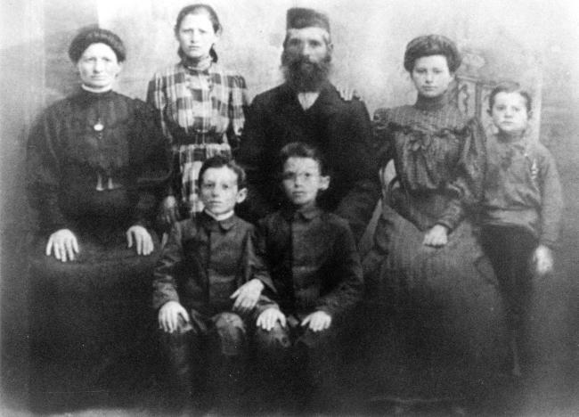 My Ancestors, the Platt family