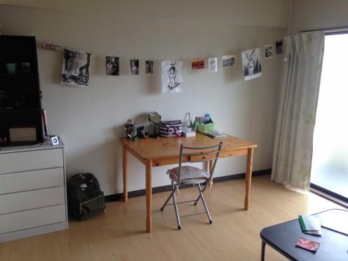 Japanese apartment in Kanazawa