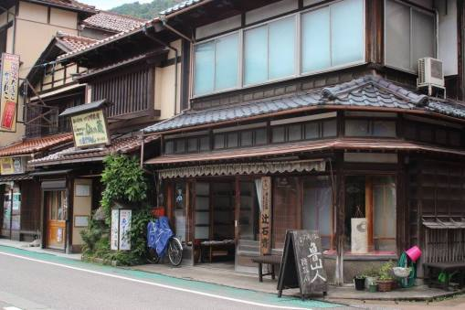 Sweet Yamanaka Onsen town. Photo credit: Jenny Lee