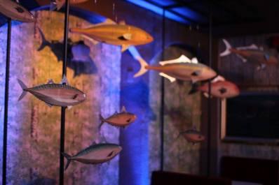 Fish fantasy. Photo courtesy of Jenny Lee.