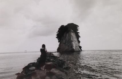 Battleship Island. Shot on film.