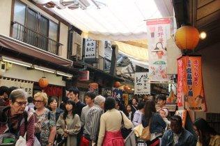 Omotesando Street. Photo courtesy: Jenny Lee.