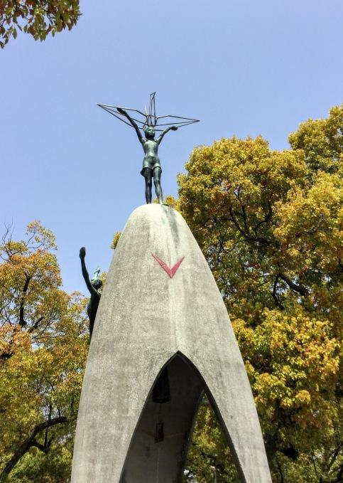 The Children's Peace Monument