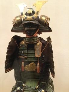 Samurai armor at Nagoya Castle