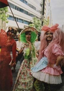 Queens. Shot on film