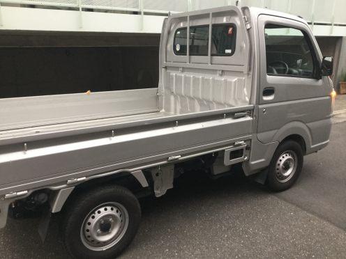 Tiny Kei truck!